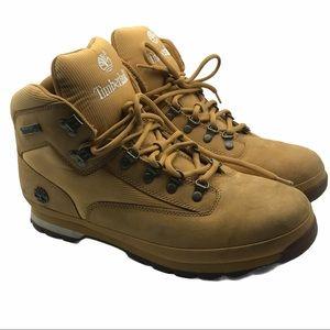 Timberland Men's Euro Boot Tan size 13